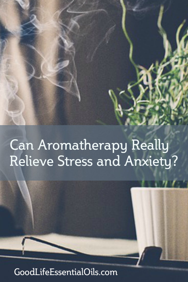 Can Aromatherapy Relieve Anxiety