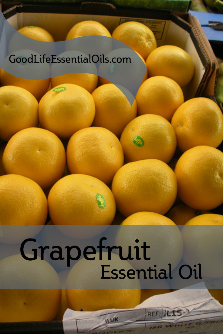 Using Grapefruit Essential Oil