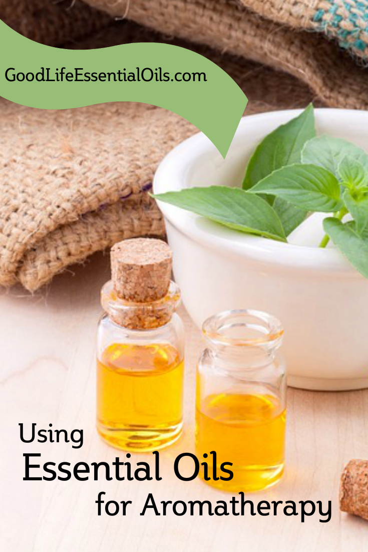 UsingEssential Oils For Aromatherapy